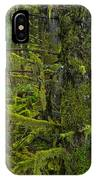Thick Rainforest IPhone Case