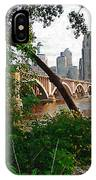 Third Avenue Bridge IPhone Case