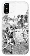 Third Burmese War, 1885 IPhone Case