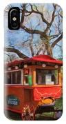 Third Ward - Popcorn Wagon IPhone Case