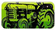 This Is How I Roll Tractor Tee IPhone X Case