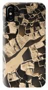 This Old Salt Slab Town In Dirkou IPhone Case