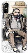 Thomas Nast (1840-1902) IPhone Case