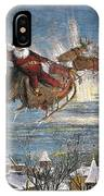 Thomas Nast: Santa Claus IPhone Case
