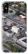 Thomasville Nc Aerial IPhone Case
