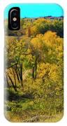 Thompson Valley Overlook IPhone Case
