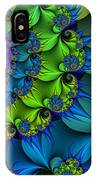 Thorn Flower IPhone Case