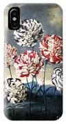 Thornton: Carnations IPhone Case