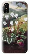 Thornton: Cyclamen IPhone Case