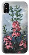 Thornton: Kalmia IPhone Case