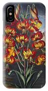 Thornton: Superb Lily IPhone Case