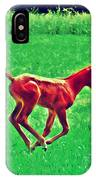 Thorobred IPhone Case