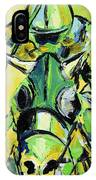 Thoroughbred Study #1 IPhone Case