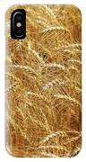 Those Beautiful Waves Of Grain IPhone Case
