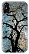 Those Gnarled Branches IPhone X Case