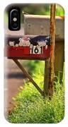 Three Little Pigs IPhone Case