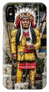 Three Rivers Indian IPhone Case