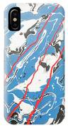 Three Roads And Four Islands IPhone Case