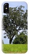 Three Tree Hill IPhone Case
