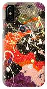 Through The Eyes Of The Universe IPhone Case