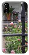 Through The Fence IPhone Case