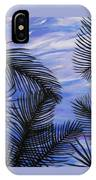 Through The Fronds IPhone Case