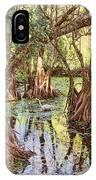 Through The Mangroves IPhone Case