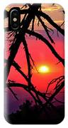 Through The Pines IPhone Case