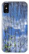 Through The Reeds IPhone Case