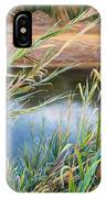Through The Thickets IPhone Case