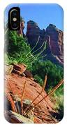 Thunder Mountain 07-006 IPhone Case