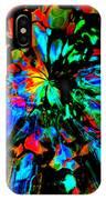 Thunder Through A Rainbow IPhone Case