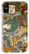 Tibetan Buddhist Mural IPhone Case