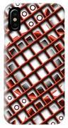 Tic Tac Toe IPhone Case
