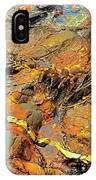 Tide Pool Ribbons IPhone Case