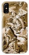 Tiepolo: Saint Jerome IPhone Case