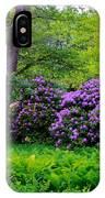 Tiergarten In Spring IPhone Case
