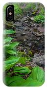 Tierney Springtime - New England Forest IPhone Case