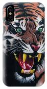 Tigar Snarl IPhone Case