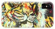 Tiger #2 IPhone Case