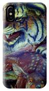 Tiger And Deer IPhone X Case