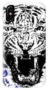 Tiger And Paisley IPhone Case