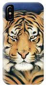 Tiger At Midnight IPhone Case