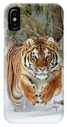 Tiger Attack IPhone Case