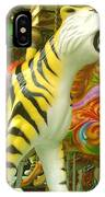 Tiger Carousel IPhone Case