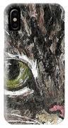 Tiger Cat IPhone Case
