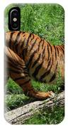 Tiger Clawed IPhone Case
