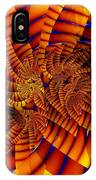 Tiger Lily IPhone Case
