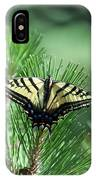 Tiger Swallow Tail IPhone Case