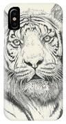 Tigerlily IPhone Case